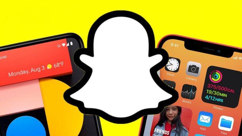 Snapchat tani ka më shumë përdorues në Android sesa në iOS
