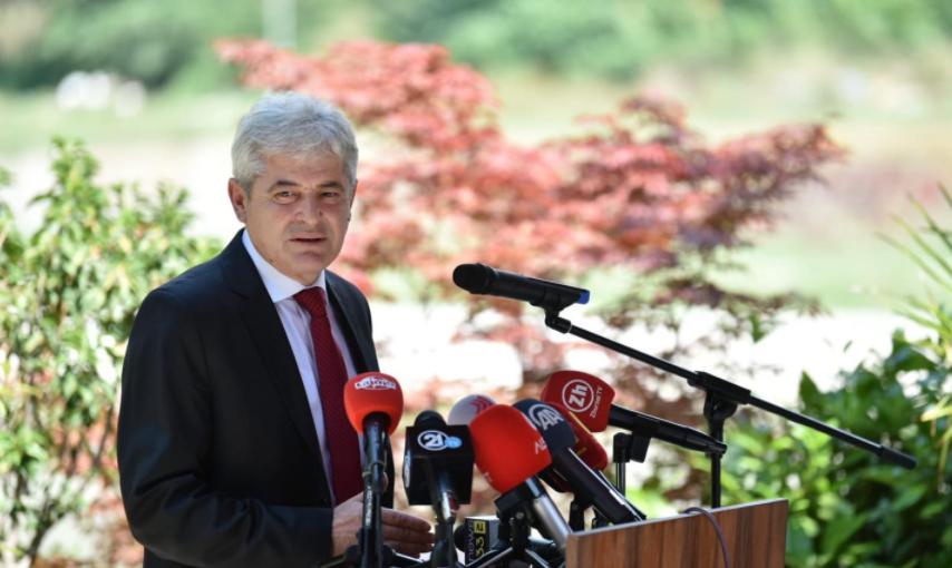 Ahmeti, deputetë dhe ministra për vizitë në komunën e Likovës