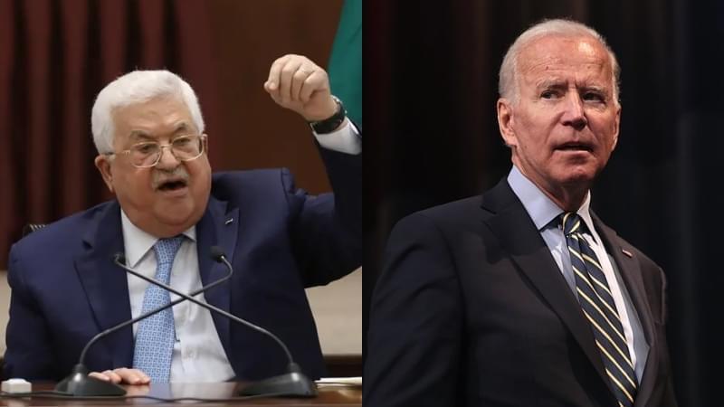 """Mahmud Abaz fton Joe Biden të ndalojë agresionin izraelit, """"që punët të mos dalin nga kontrolli"""""""