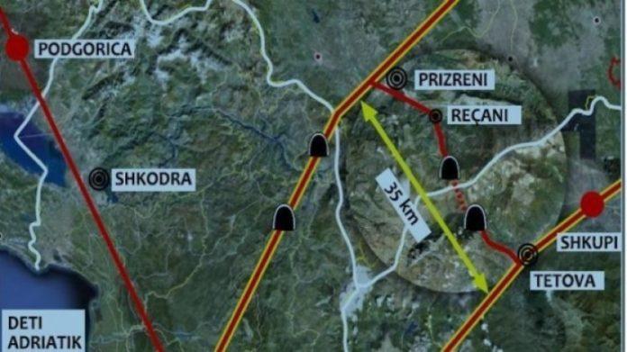 Pas takimit në Prishtinë Ejup Rustemi-Liburn Aliu / Rruga Tetovë-Prizren do të bëhet realitet
