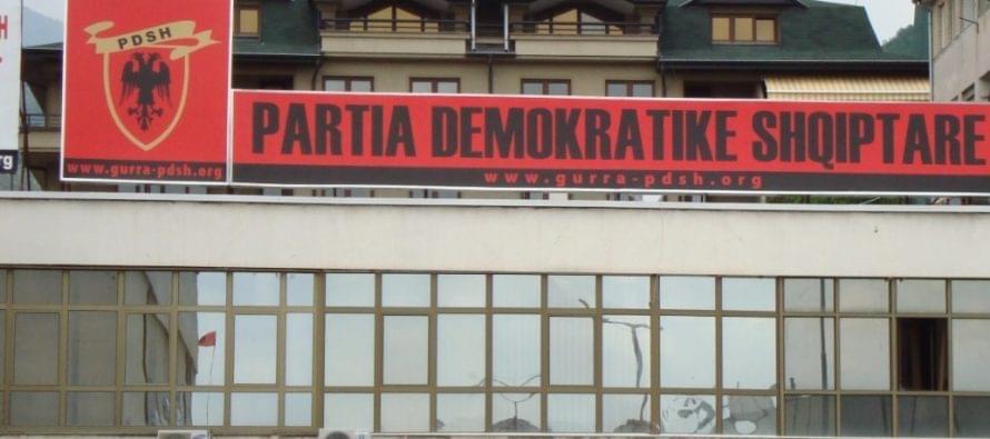 PDSH nesër mban Kuvendin e degës në Tetovë