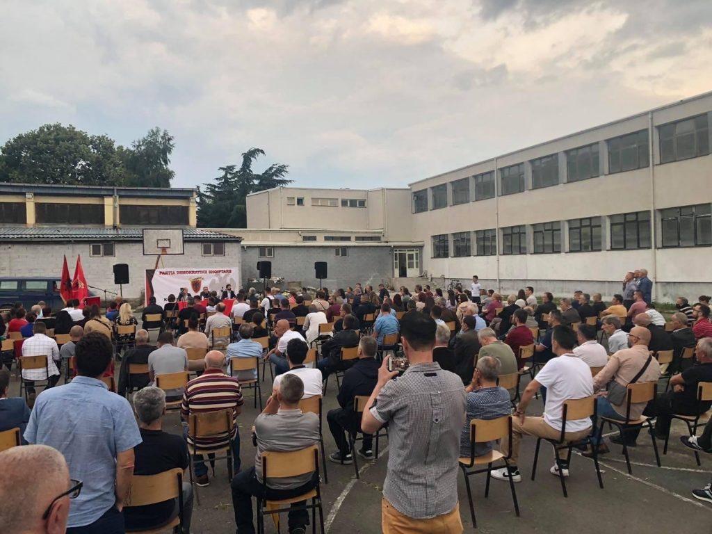 Zyrtarizohet kandidatura e Sadi Bexhetit për kryetar të Tetovës