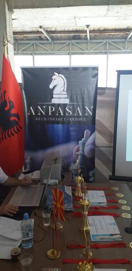 Klubit ANPASAN me ne krye Nazmidin Imeri vazhdon aktivitetet per ne garat Europiane