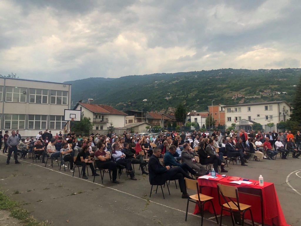 Ja kush u zgjodh kryetar i degës së PDSH-së në Tetovë