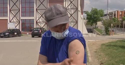 Kosovari u ankua se vaksína i shkaktoi magnet, i përgjigjen fizikantët
