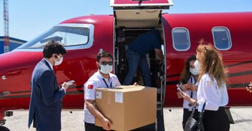 """Kanë arritur 30 mijë vaksina """"Sinovak"""" – donacion nga Turqia"""