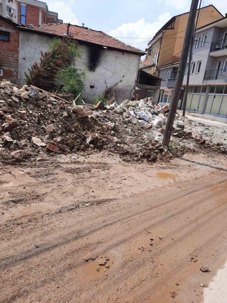 Banoret te revoltuar me Komunen e Tetoves