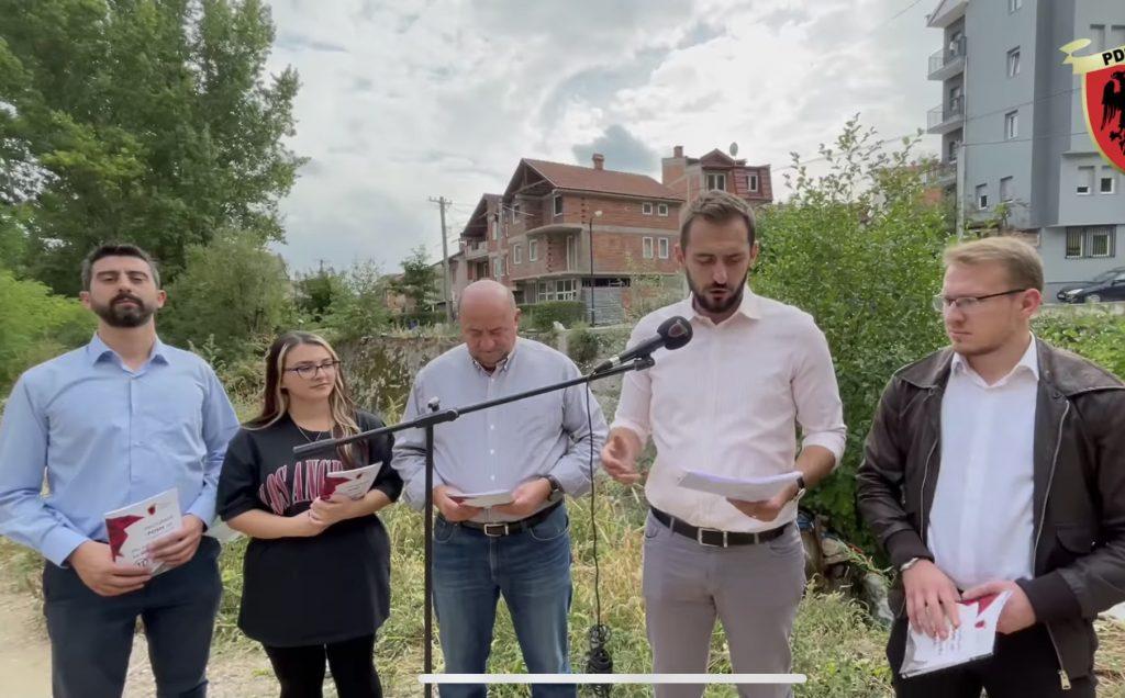 Pajtim Thaçi: Pse Tetova nuk ka ujë?