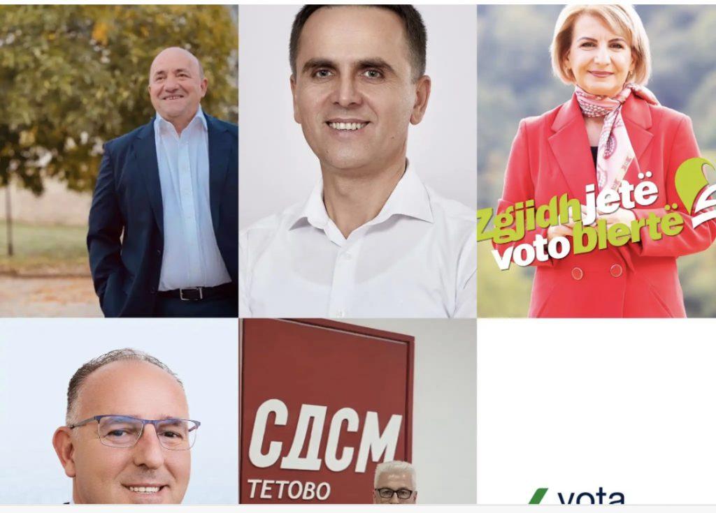 """Anketa e """"Source"""": PDSH në avantazh në Tetovë"""